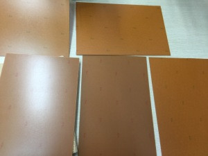 FR1/XPC pcb single sided copper clad  CCL offcuts