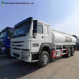 Fuel Tanker Truck Dimensions Sze Optional Capacity 20 CBM Oil Fuel Tank Truck For Sale