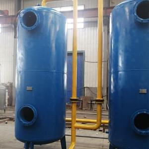 Good quality biogas purification plant