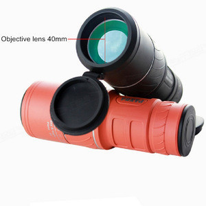 Good quality cheap price hunting telescope 16x52 made in China telescope