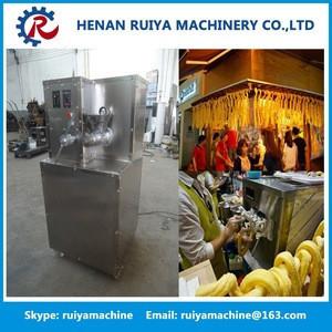 Ice Cream Cone Bulking Machine/puffed machine for ice cream stick cone use