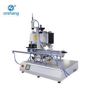 Labeling Machine For Round Square Oval Bottles