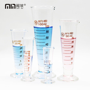 Laboratory utensils laboratory glass measuring cup
