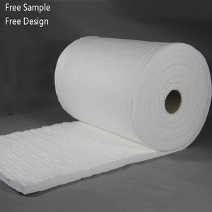 Lowes fire proof kaowool heat thermal insulation silica ceramic fibre blanket wool supplier for boiler insulation