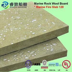 Marine Fire Slab 120 Marine Rock Wool Board density 120kg/m3