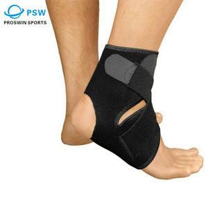 Neoprene adjustable ankle support