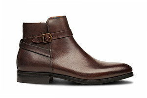 New arrival genuine leather shoes mens chelsea boots with Italy design