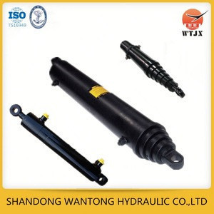 Parker telescopic hydraulic cylinders