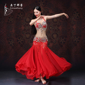 Professional egyptian belly dance costumes wear for women