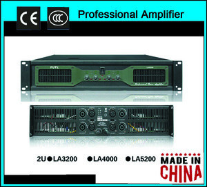 Professional Power Amplifier 5000W high power A5000 KTV and public concert professional power amplifier