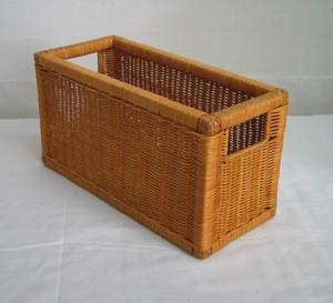 Rattan wicker basket clothings basket handicraft Vietnam-eco product- Vietnam rattan basket
