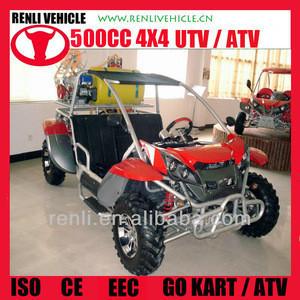 Renli 500cc EEC automatic utv for sale