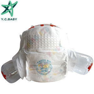 Soft Disposable Sleepy Baby Diaper/High Absorbable Baby Nappy/Children Diaper In Bulk For African Market