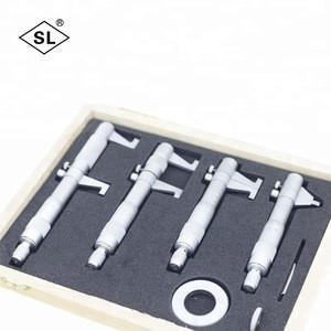 Standards Micrometer Inside Set For Precision Measurement