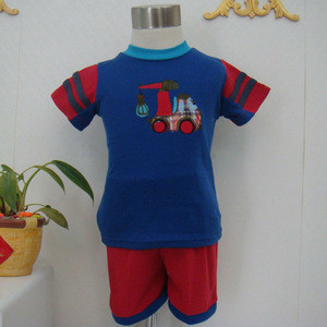 Summer Sports Kids Clothing Set