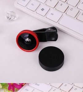 Super Wide 0.4x Angle Mobile Phone Lens Universal Smartphone Camera lenses Upgrade Version Of Fish Eye For iPhone
