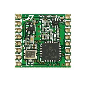 Wireless transmitter receiver kit 433mhz rf module 2 ch wireless remote control module rf