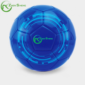 Zhensheng soft foam PVC football for training