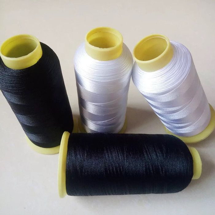 Factory Price Polyester Filament 108D/2 120D/2 150D/2 Embroidery Thread