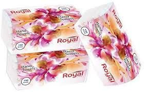 Royal Hand Towel 150 Sheets