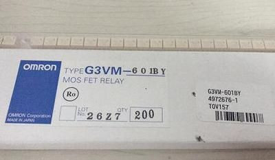 Ic relay G3VM-601BY 601BY DIP6  ic module