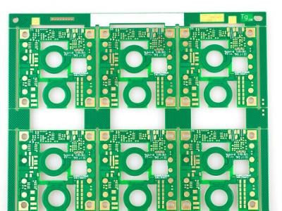 Rigid PCB 12L 2oz blind via Board