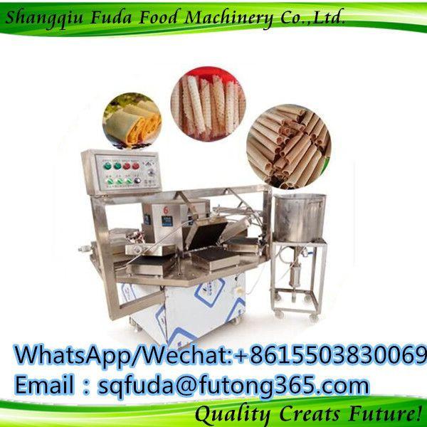 Oblea maquina bakery equipment ,sugar cone machine