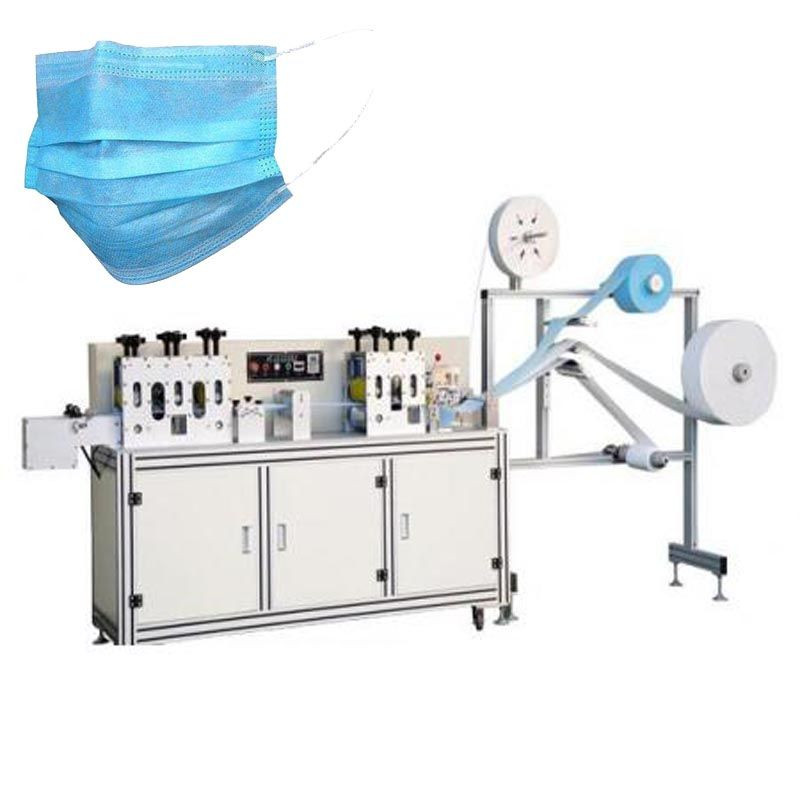 Automatic Disposable Surgical Ear Loop Face Mask Machine