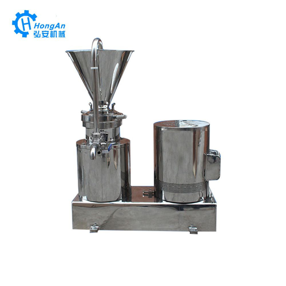 Peanut butter making machine colloid mill