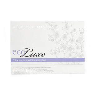 10 Pieces Cosmetic Organic Cotton Pads Make Up Japanese Manufacturers