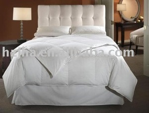 60% white goose down quilt/duvet/comforter
