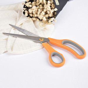 9.8 Inch professional stainless steel sewing tailor scissors for fabric cloth cutting