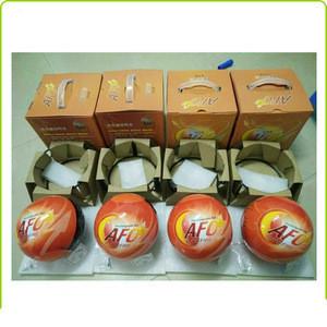 A-F-0 dry powder generator fire extinguisher ball