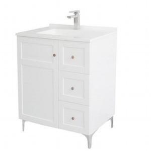 Ali baba retail online shopping directly modern bathroom vanity sink basin cabinet set