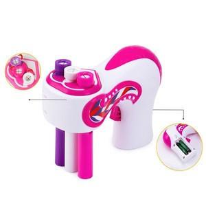 Automatic Hair Braider Hair Twister Electric Batterie Braiding Machine DIY Magic Roller Styling Tool Styler Bun Maker