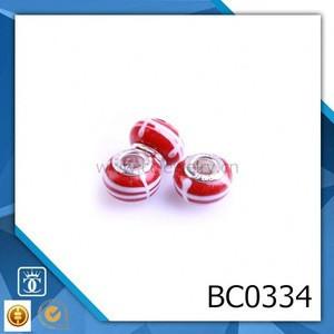 Beautiful flower glass beads arab prayer beads bead for garments 12/0
