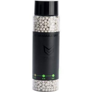 Biodegradable 6mm plastic bbs 6mm paintball for shooting