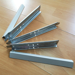 Ceiling Grid Components Type 38*24*3660 Galvanized Steel Ceiling Main T Bars For Gypsum Ceilings