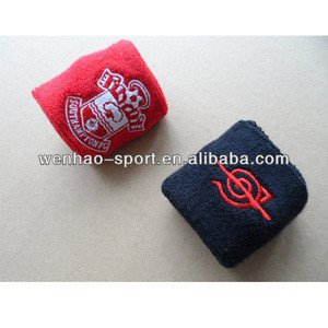 Customized logo kids sweatband in high quality