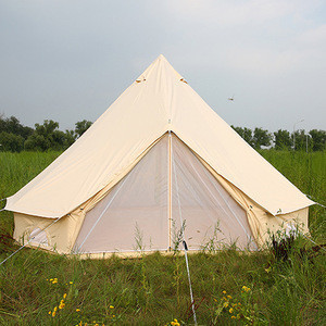 Easy set up sun shelter Out Door Bell tent