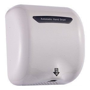 Elegant White Color Energy Saving Jet Speed Hand Dryer