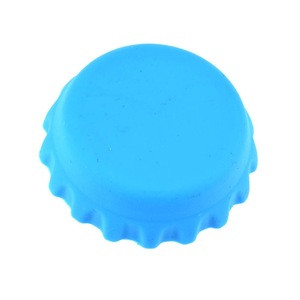 Factory Wholesale Customized Plastic Wine Water Beer Cheap Silicone Bottle Cap