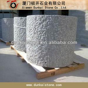 Grey granite garden stone troughs for sale