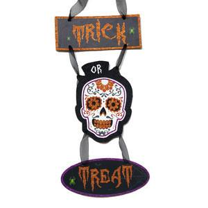 Happy Halloween Hanging Decoration Spooky Halloween Party Decor Festival Supplies