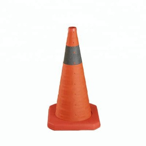 High Quality Collapsible Traffic Road Cone