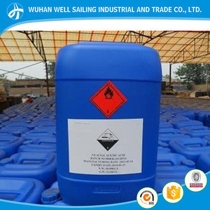 High quality food Grade glacial acetic acid(99.85%)