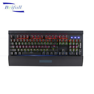 Hot alloy Low cost mechanical keyboard made in Shenzhen China