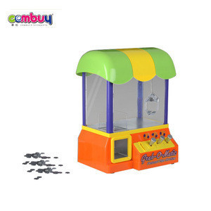 Hot selling electric toys kids coin operated game machine
