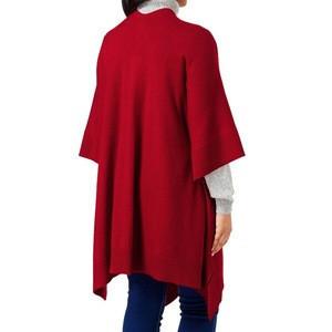 Ladies Wool Poncho Shawl Cashmere Nepal Poncho Sweater
