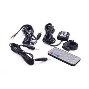 M600 250W 2.1CH Bluetooth Waterproof Motorcycle Stereo digital Amplifier